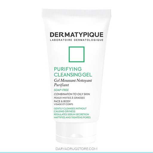 تصویر ژل شوینده پوست چرب DERMATYPIQUE Dermatypique Purifying Cleansing Gel